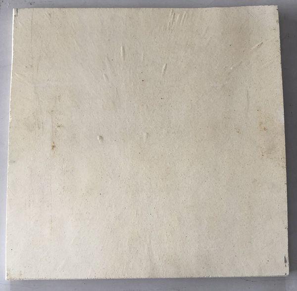 Pedra Refrataria Quadrada 37 cm