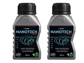 Kit Com 2 Nanotech 1000 Condicionador De Metais Koube 200ml