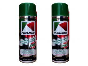 Kit Com 2 Unidades Descarbonizante Slow Drying K90 Koube