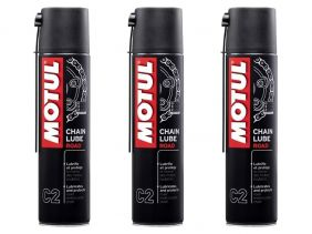 KIT COM 3 MOTUL C2 CHAIN LUB ROAD AEROSOL