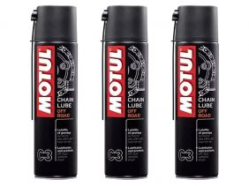 KIT COM 3 MOTUL C3 CHAIN LUB OFF ROAD