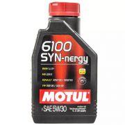 ÓLEO MOTUL 6100 SYN-NERGY 5W30 SINTÉTICO