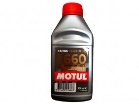 RBF 660 FACTORY LINE DOT 4 - ÓLEO PARA FREIO MOTUL 500ML