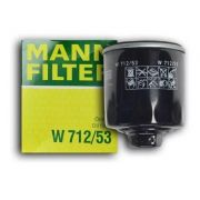 W712/53 FILTRO BLINDADO OLEO LUBRIFICANTE - MANN