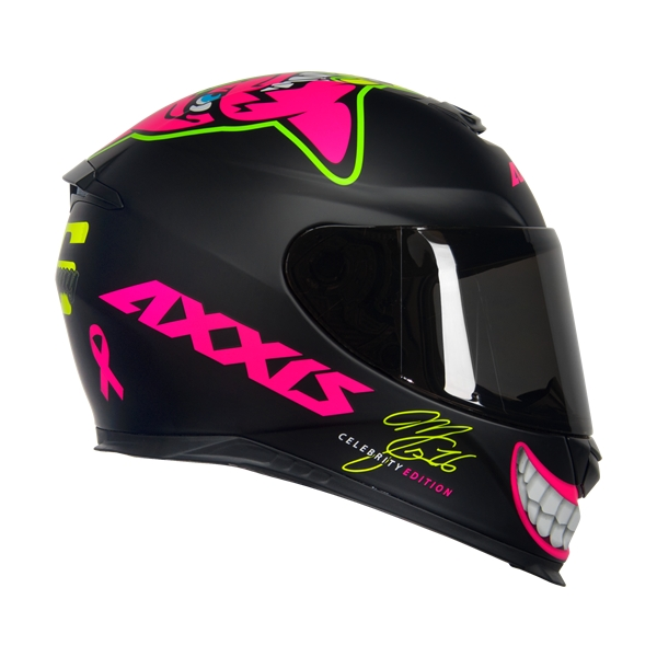 AXXIS EAGLE MG16 CELEBRITY EDITION BY MARIANNY MATT BLACK
