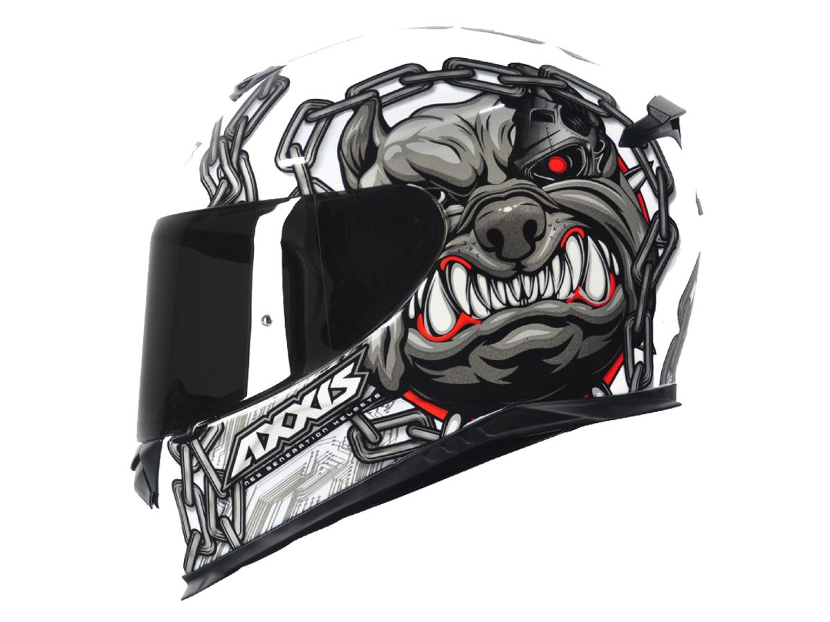 CAPACETE AXXIS EAGLE BULL CYBER