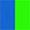 Azul/Neon