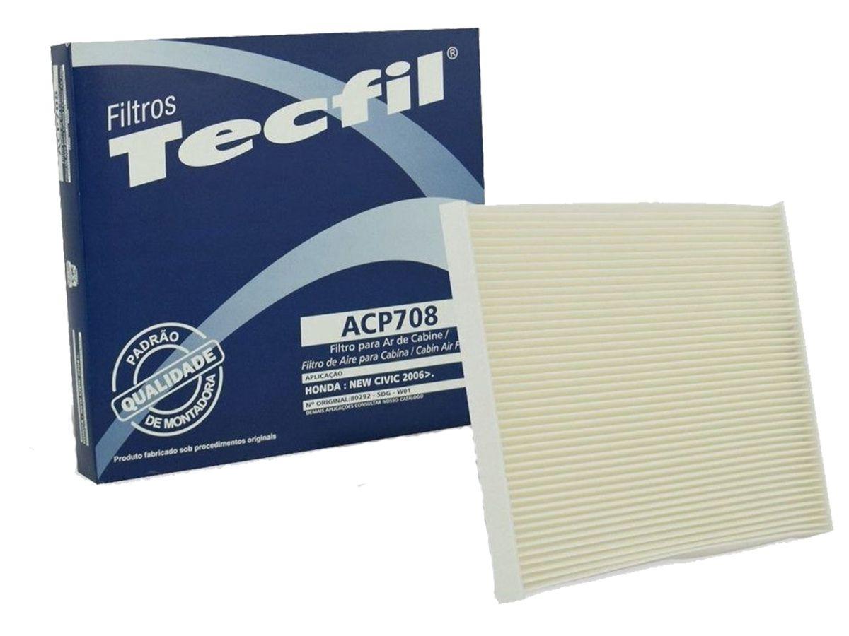 FILTRO CABINE - ACP708 TECFIL