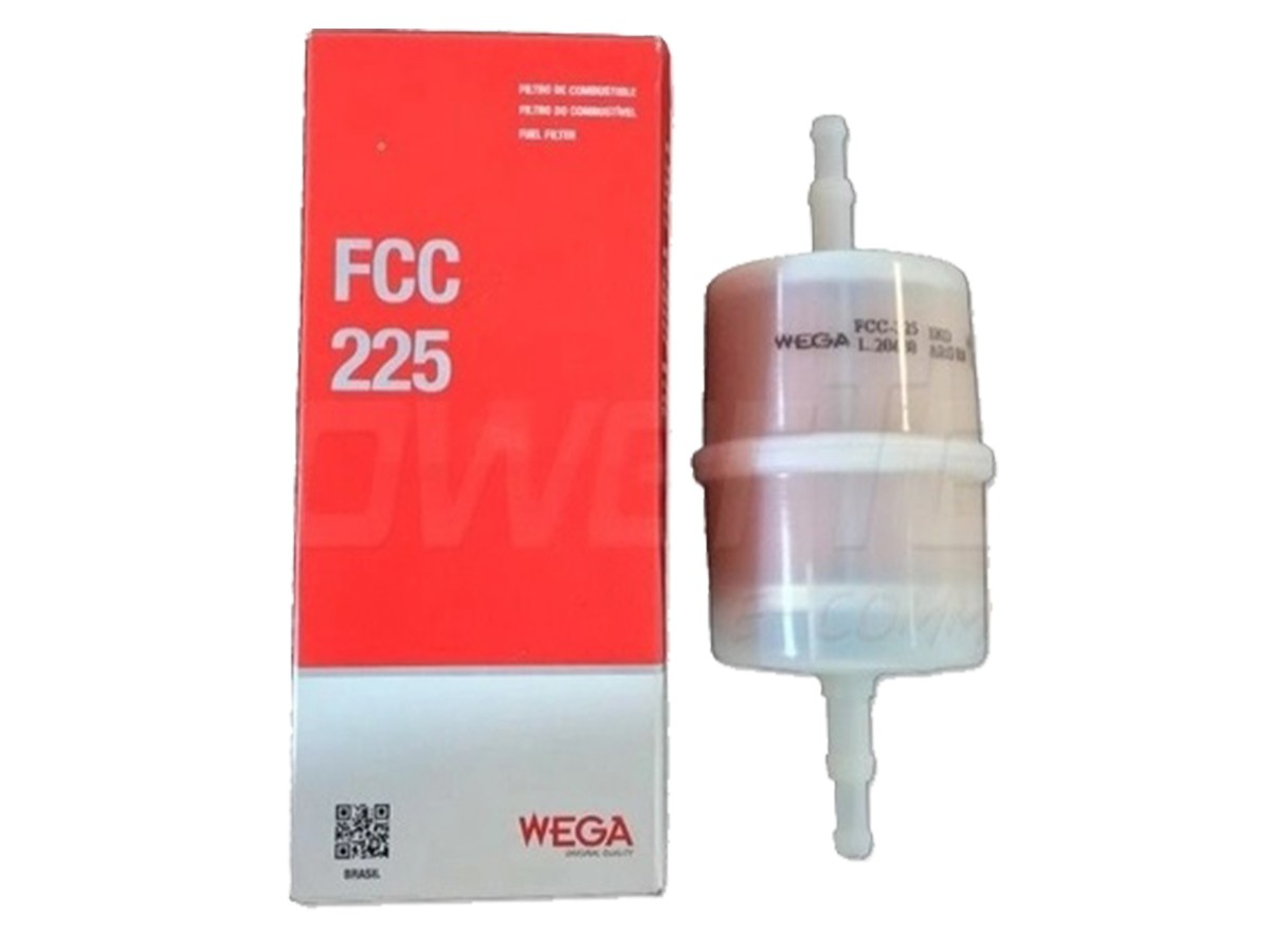 FILTRO COMBUSTÍVEL WEGA FCC 225