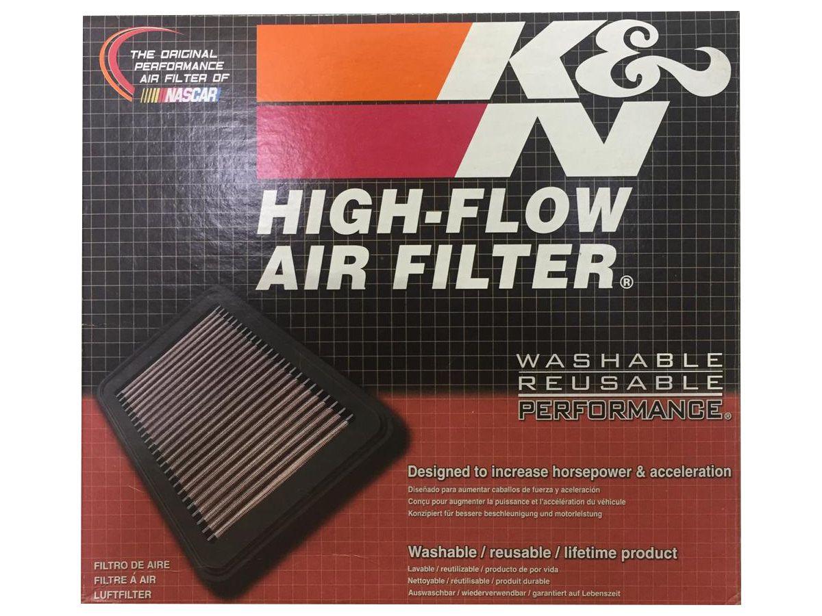 FILTRO DE AR K&N INBOX GOL/VOYAGE/SAVEIRO/FOX G6 1.6 33-2830