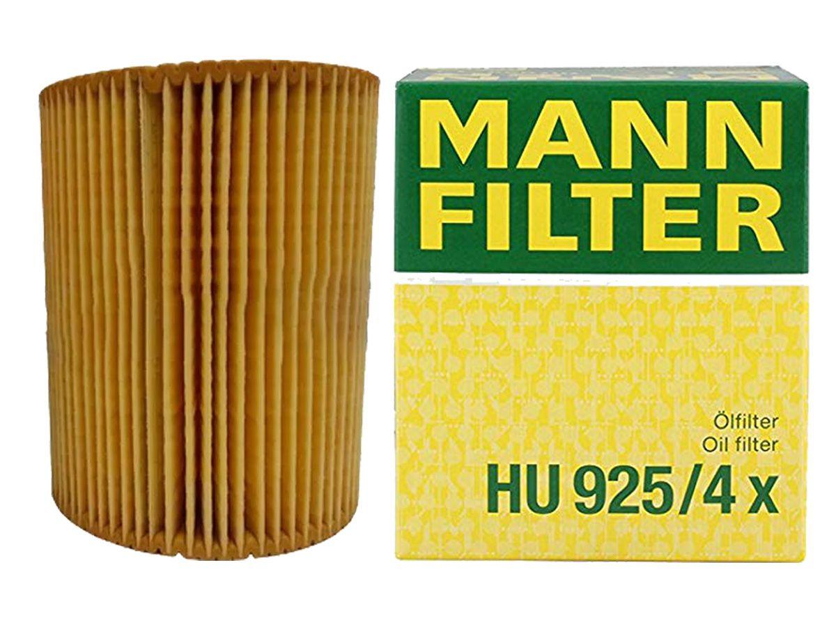 FILTRO OLEO LUBRIFICANTE REFIL - HU9254X MANN