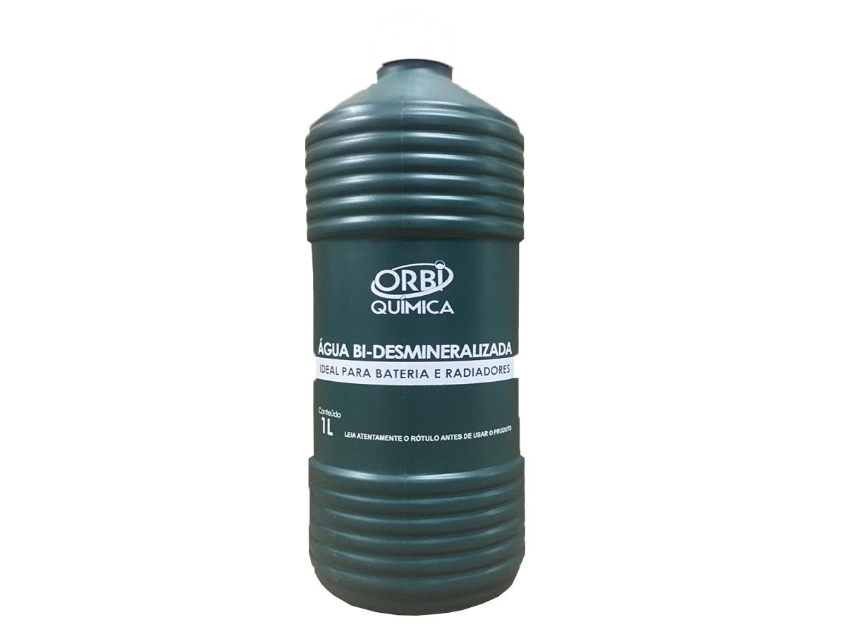 2 Aditivo Para Radiador Concentrado Koube Plus Laranja + 2 Água Desmineralizada