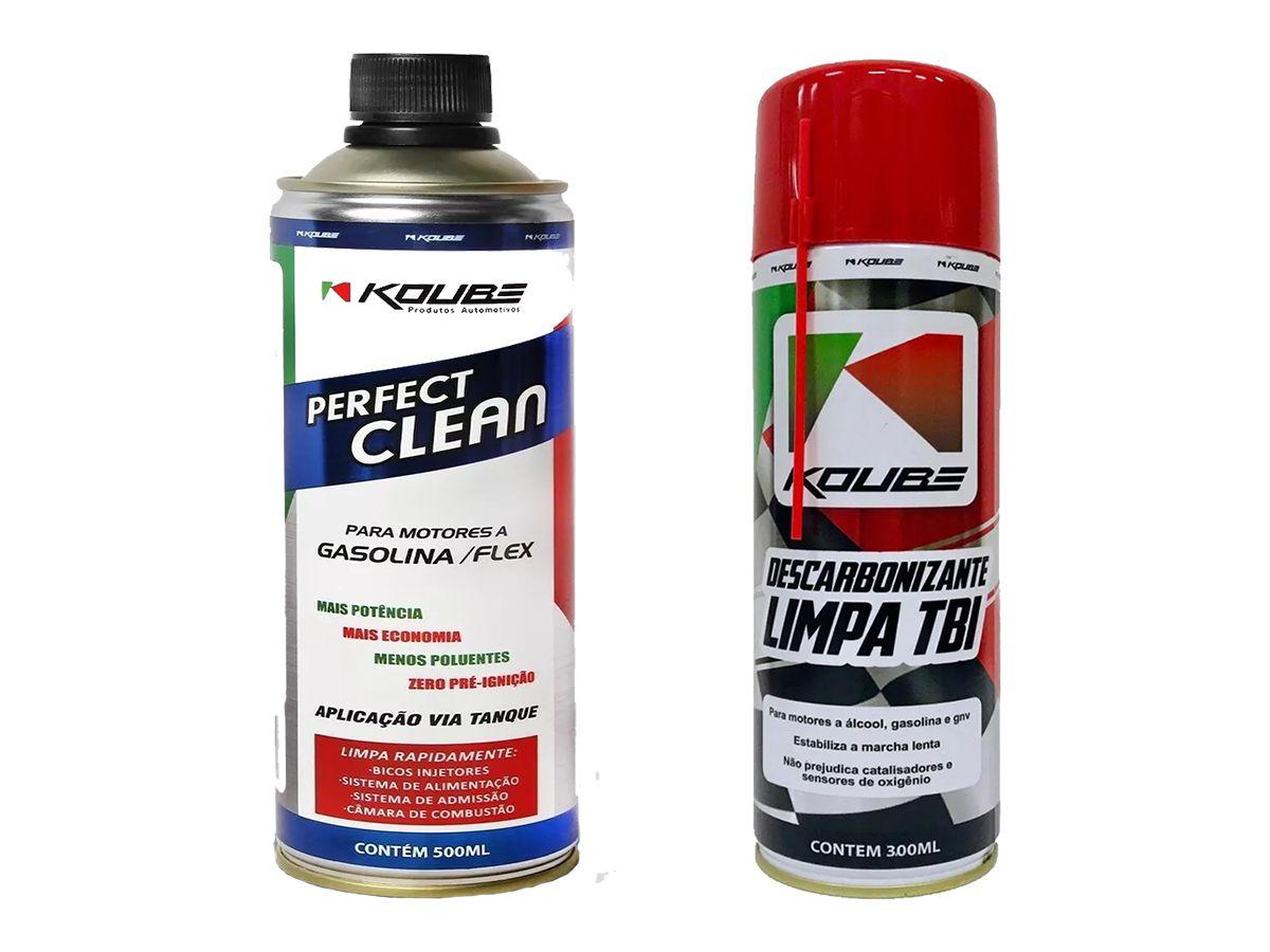 Kit Com 1 Perfect Clean + 1 Limpa Tbi Koube 300ml