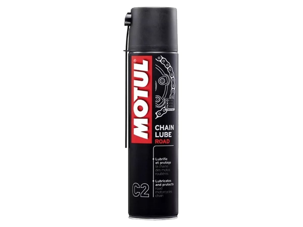 KIT COM 2 MOTUL C2 CHAIN LUB ROAD AEROSOL