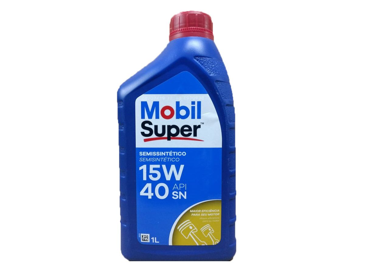 MOBIL SUPER 2000 15W40 1L