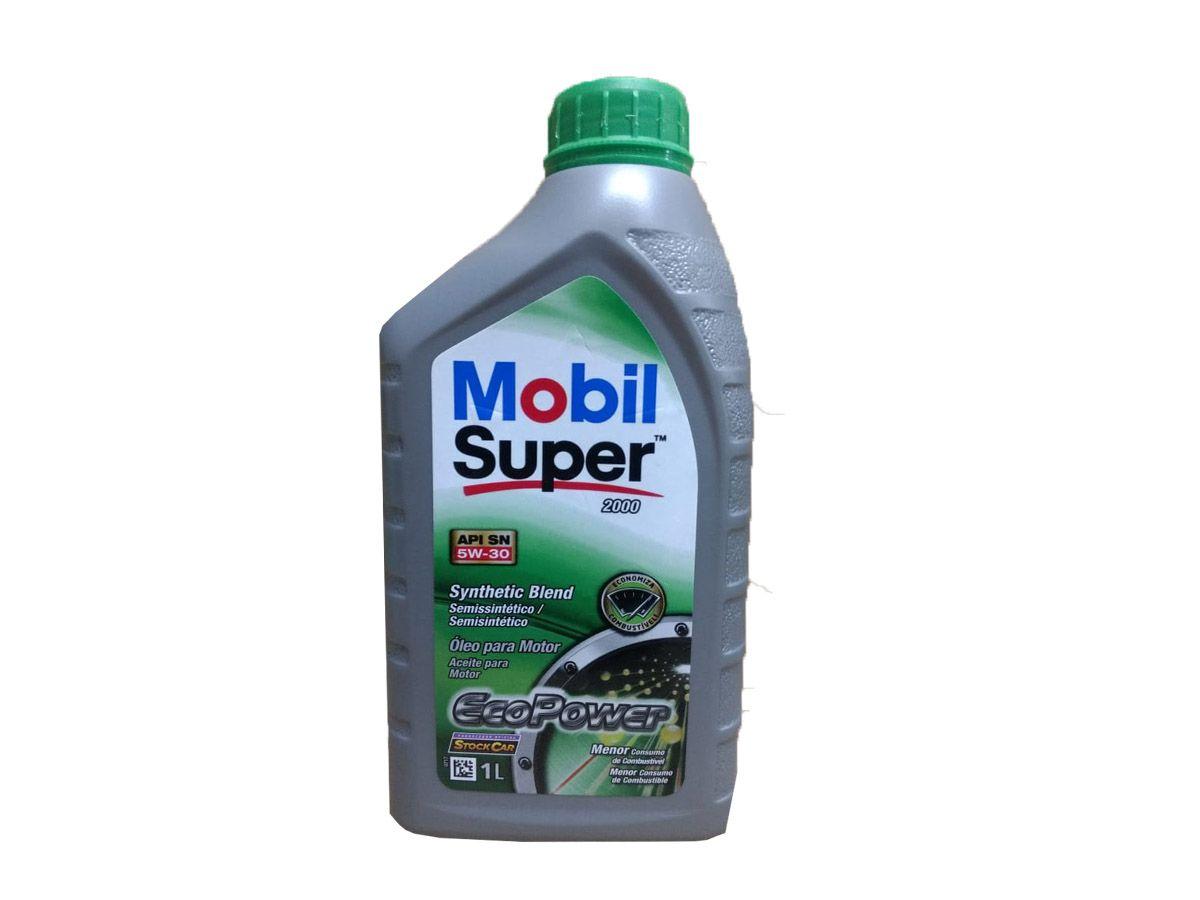 MOBIL SUPER 2000 5W30 ECOPOWER