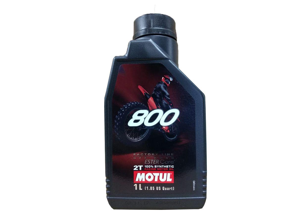 MOTUL 800 2T FL OFF ROAD - 100% SINTÉTICO