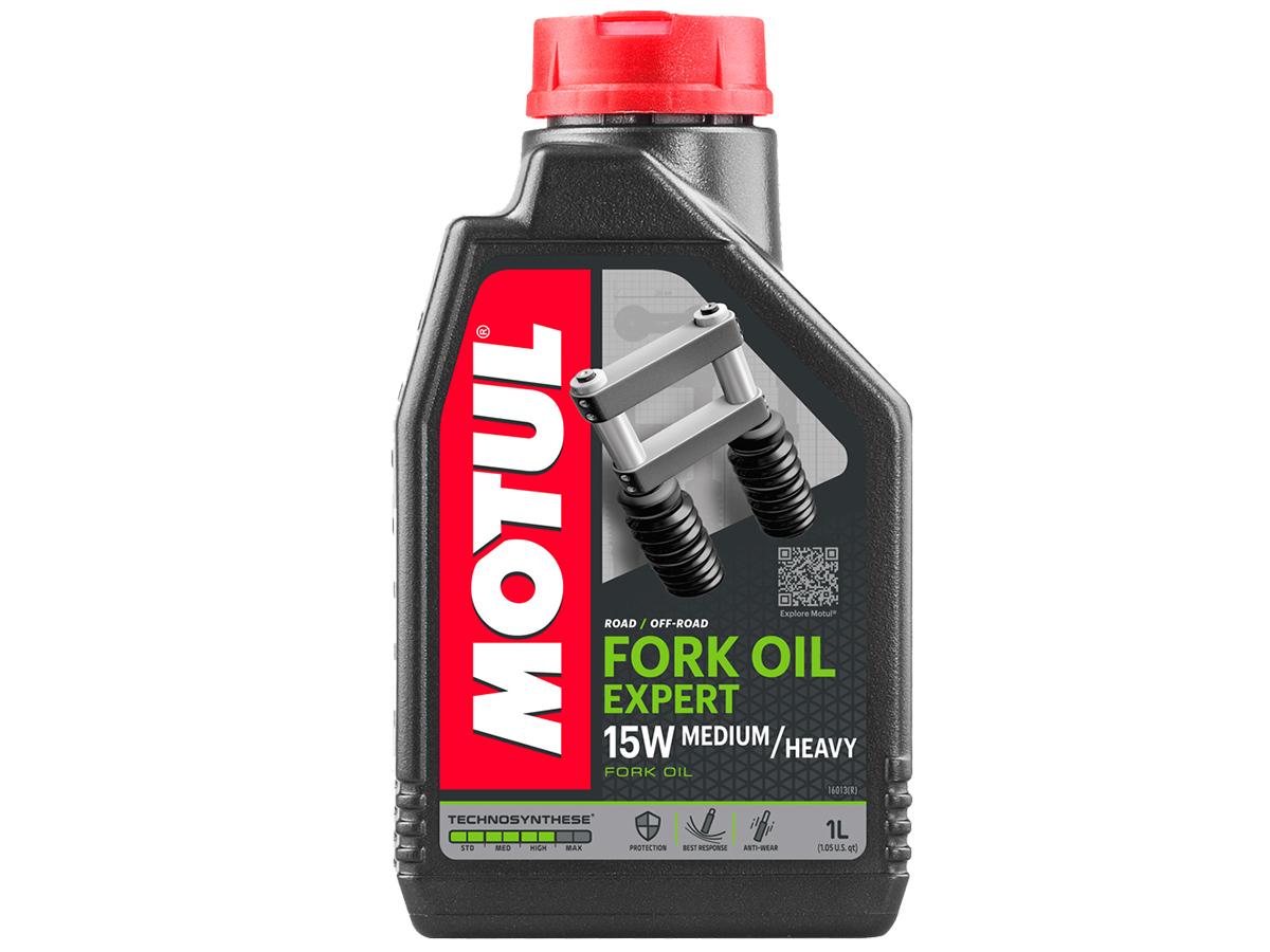 ÓLEO MOTUL FORK OIL EXPERT MED./HEAVY 15W - 1L
