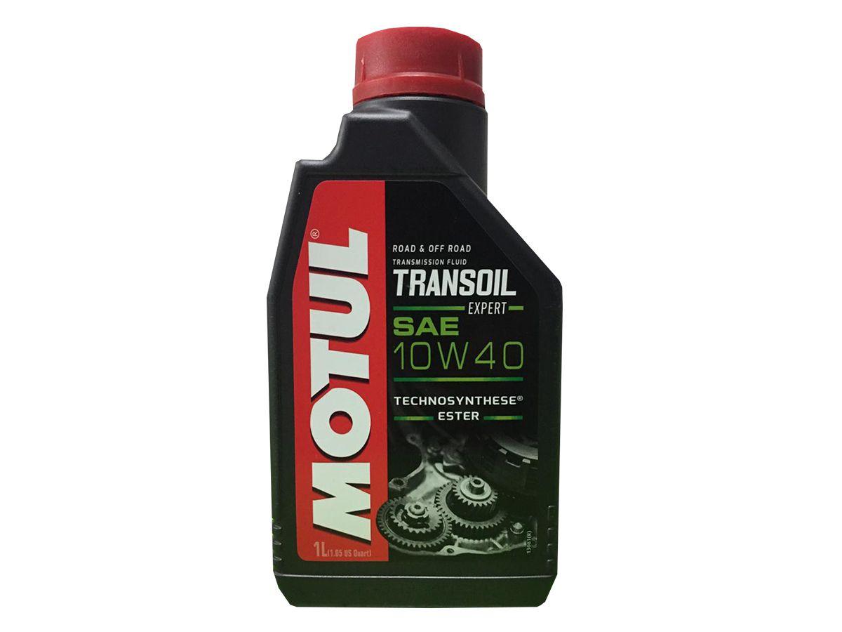 ÓLEO MOTUL TRANSOIL EXPERT 10W40 - 1L