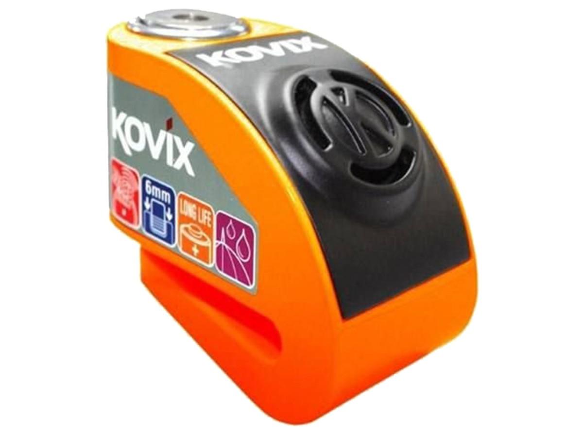 TRAVA DISCO COM ALARME KOVIX KD6
