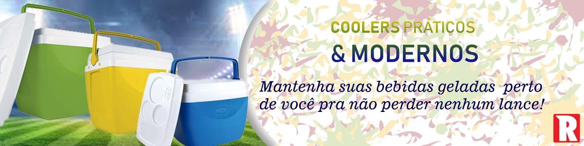 coolers práticos e modernos mantenha suas bebidas geladas perto de você pra não perder nenhum lance
