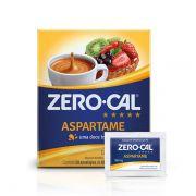 Adoçante aspartame sachê c/50 Zero Cal