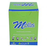 Álcool gel antisséptico higienizador 800 ml Mollis Archote (refil)