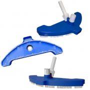Aspirador piscina jumbo com escovas profissional Cumbiflex