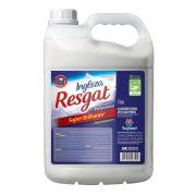 Cera incolor impermeabilizante acrílica 5 litros Resgat