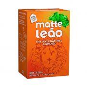 Chá mate tostado granel 250 g Leão