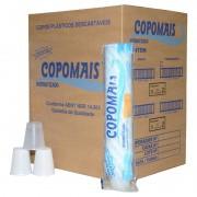 COPO DESCARTÁVEL 180 ML CAIXA C/2500 COPOMAIS