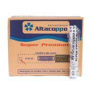 Copo descartável 50 ml caixa c/5.000 branco Altacoppo