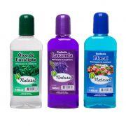 Essência desodorizante 140 ml lavanda floral eucalipto