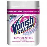 VANISH OXI ACTION CRYSTAL WHITE ROUPAS BRANCAS 450G