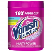 VANISH OXI ACTION MULTI POWER ROUPAS COLORIDAS 450G