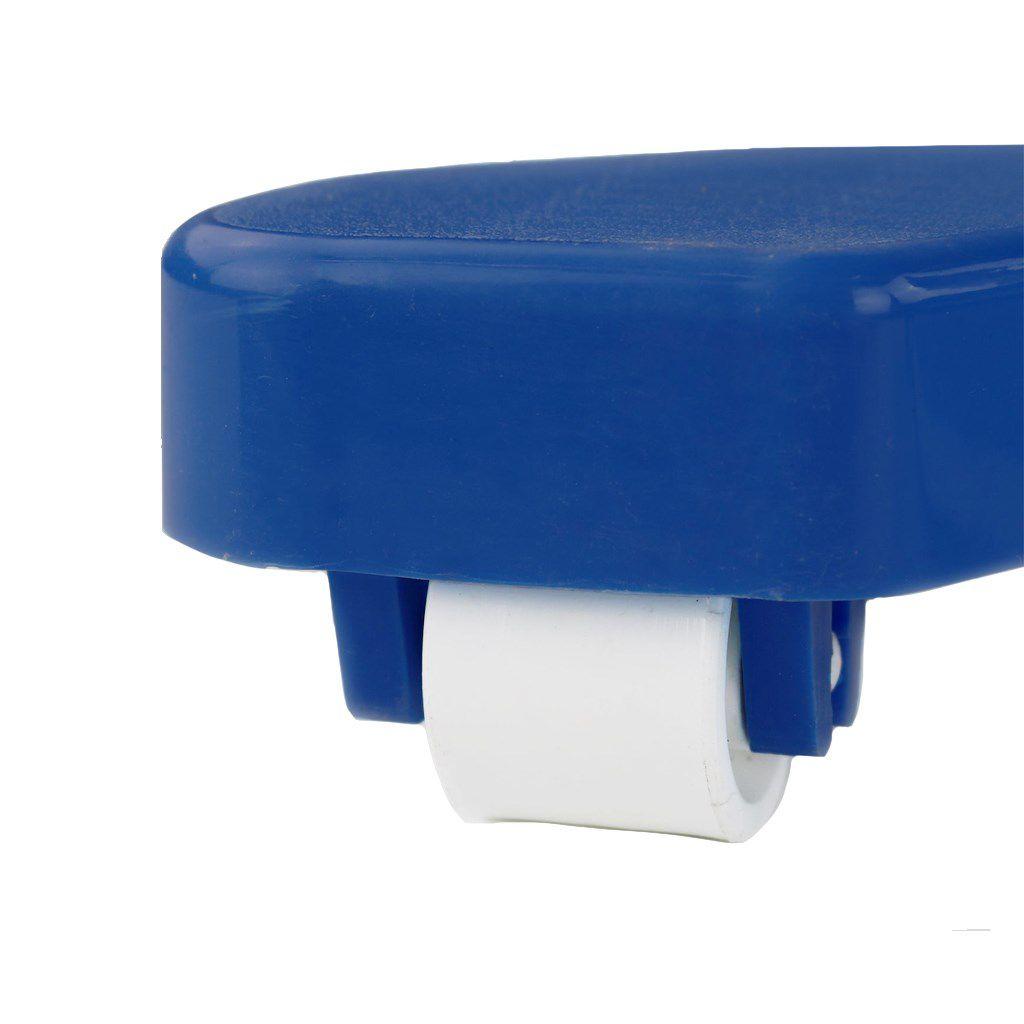 Aspirador piscina jumbo 3 rodas profissional Cumbiflex