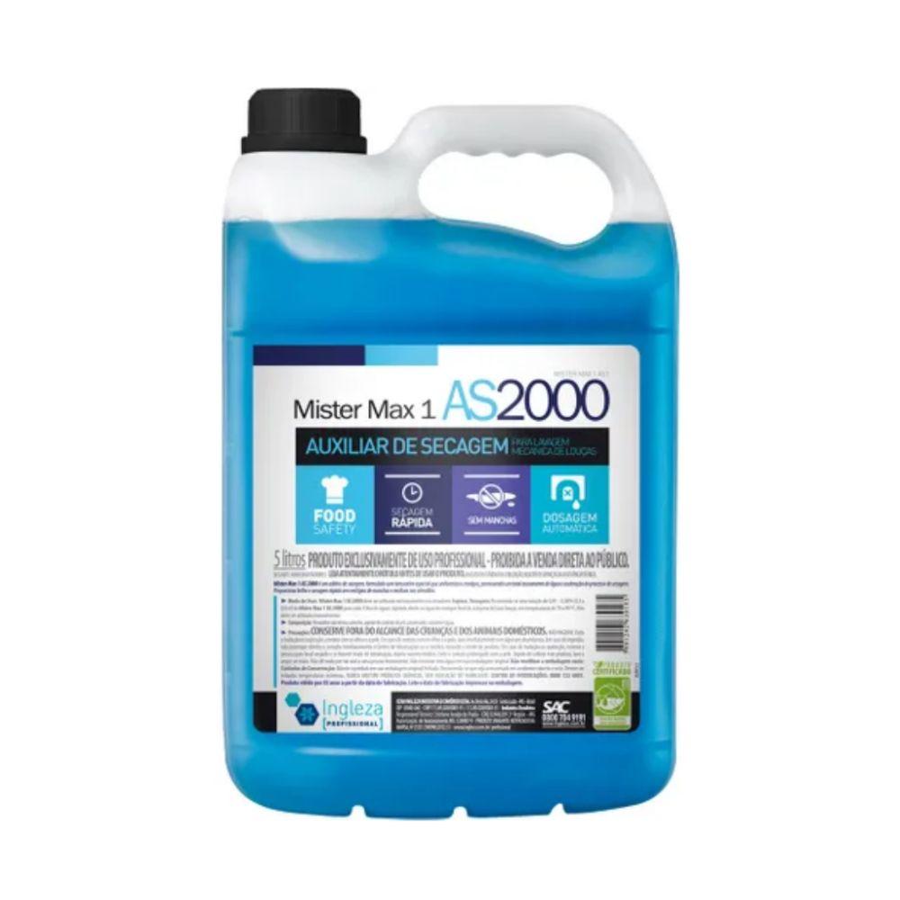 Auxiliar de secagem Mister Max 1 AS2000 5 litros