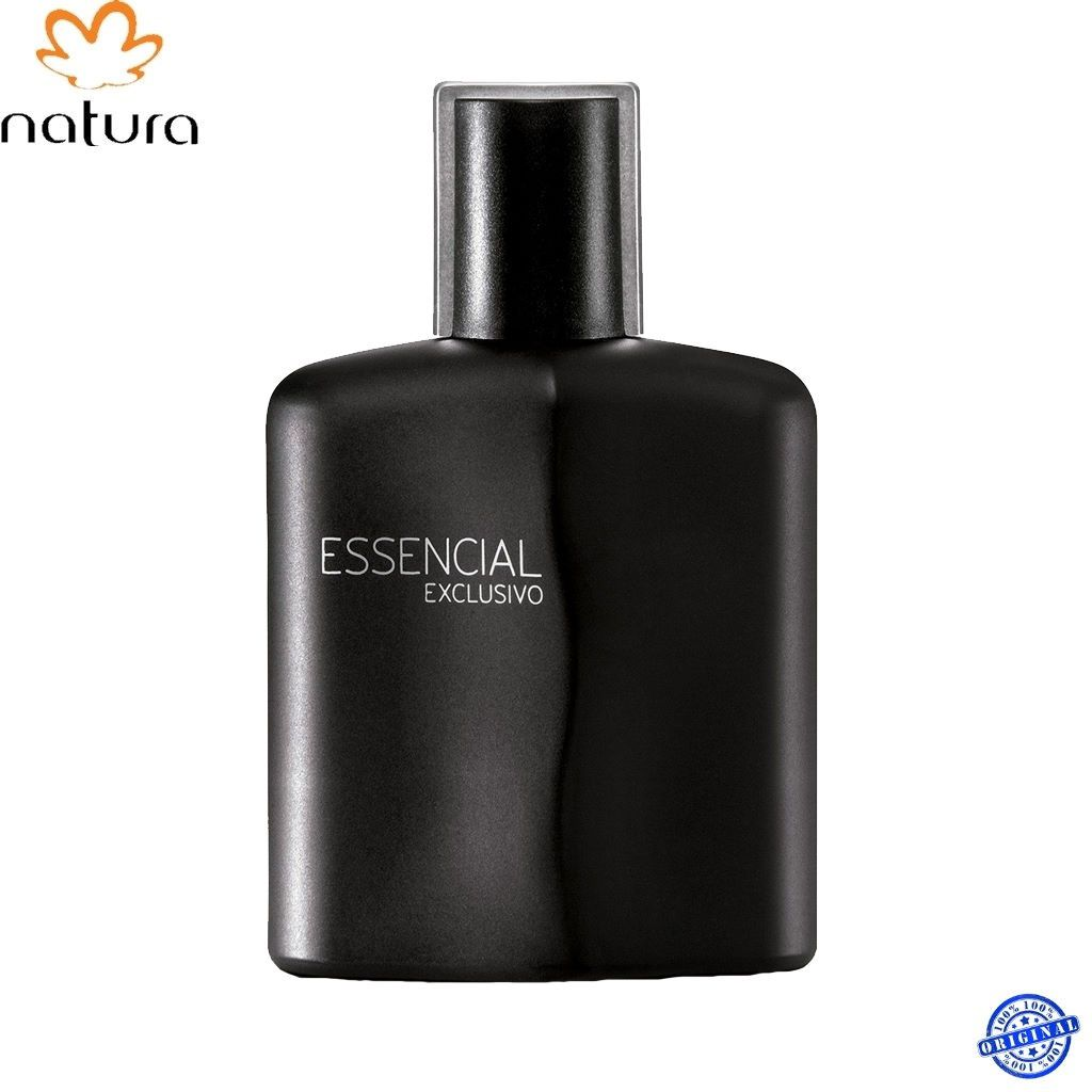 PERFUME MASCULINO NATURA ESSENCIAL EXCLUSIVO 100 ML E 25 ML