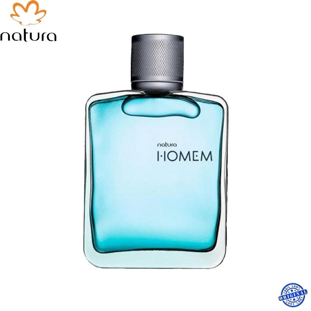 PERFUME MASCULINO NATURA HOMEM 100ML