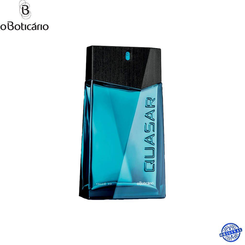 Perfume masculino O Boticário Quasar Surf 125 ml