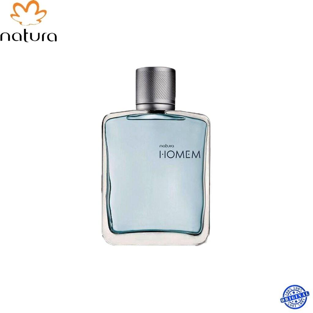 PERFUME NATURA HOMEM TRADICIONAL 100ML COM COLÔNIA 50ML E CREME 75G