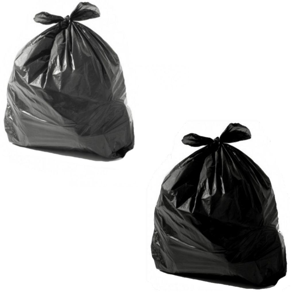 Saco de lixo 60 litros preto multiuso pacote c/100