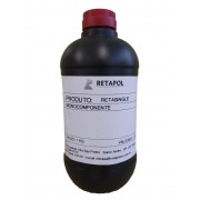 Adesivo Estrutural em Poliuretano para Grama Sintética / Piso Emborrachado / Mantas / PVC 1 Kg