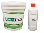 Cola para Plásticos / Piso Emborrachado / Mantas / PVC 4,540 Kg