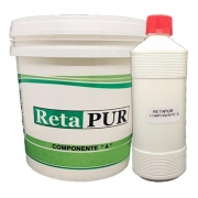 Cola Poliuretano Para Telha Sanduíche 1 Kg Retapur
