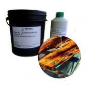Resina Epóxi Cristal Para Revestir Mesas 1 Kg - 1 Kit