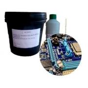 Resina Isolante Epóxi Para Circuitos Elétricos 2 Kg