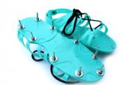 Sapato de Prego para Aplicação de Resinas Líquidas em Pisos de Concreto
