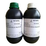 Super Kit Espuma Poliuretano Expandido ( A+ B ) Retapol 20kg