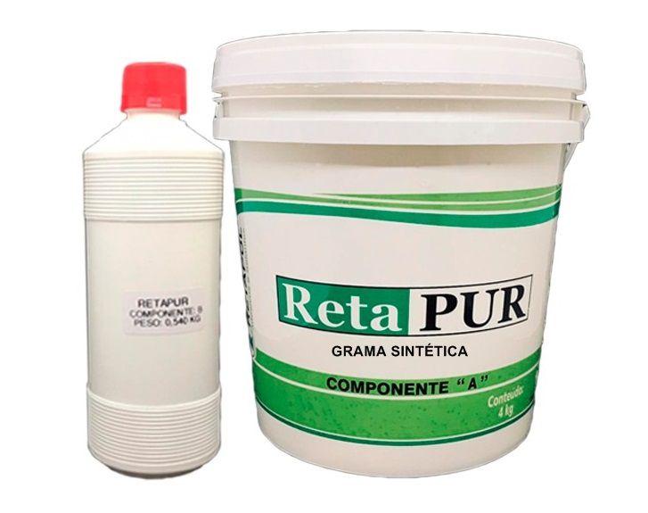 Cola para Grama Sintética / Tapetes / Mantas / PVC 4,540 Kg